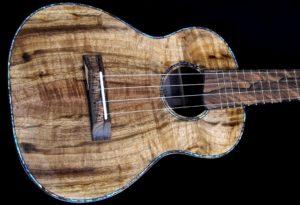 myrtle wood tenor ukulele
