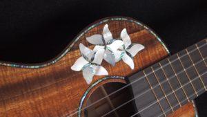 Plumeria Flower Inlay