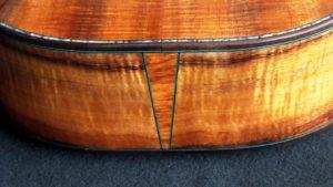 Paua Abalone Purfling