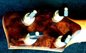 Moonscape Myrtle Wood Tenor Ukulele