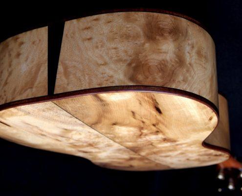 Moonscape Myrtle Wood Tenor Ukulele