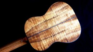 koa petroglyph turtle tenor ukulele