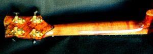 Custom Tenor Ukulele with Rosewood and Engleman Spruce