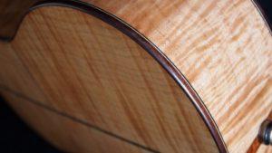 Koa and Maple Custom Tenor Ukulele