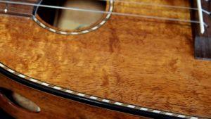 pineapple moon koa tenor ukulele