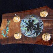paua moon tenor pineapple ukulele