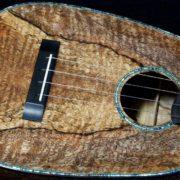 lotus blossom tenor mango pineapple ukulele
