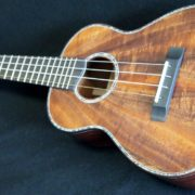 starflower inlay koa tenor ukulele