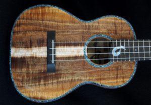 makau koa tenor ukulele