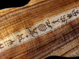 moon and petroglyph tenor ukulele