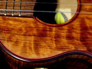 redwood koa tenor ukulele