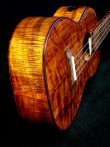 redwood koa tenor ukulele