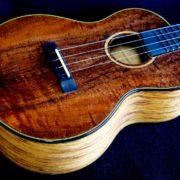tigrillo koa super tenor ukulele