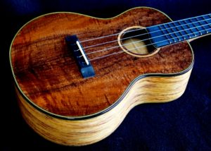 tigrillo koa super tenor ukulele