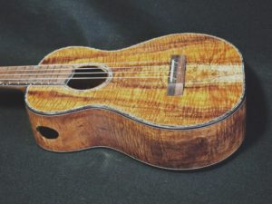 baritone ukuleles are getting hot again