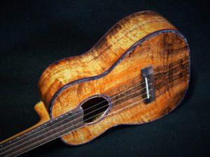 koa tenor ukulele