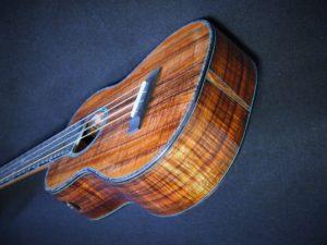 lumberjill koa tenor ukulele
