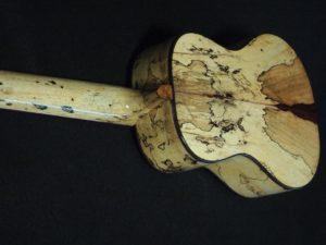 longneck tamarind concert ukulele