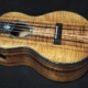 super curly koa super tenor ukulele