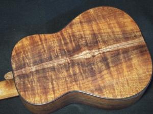 the zoey custom tenor ukulele
