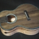 ancient spruce and ambrosia maple super tenor ukulele