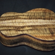 sinker redwood and myrtle tenor ukulele
