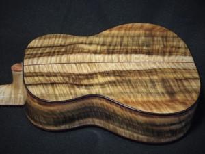 sinker redwood and myrtle tenor ukulele