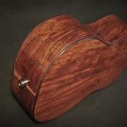 bubinga and bear long neck concert ukulele