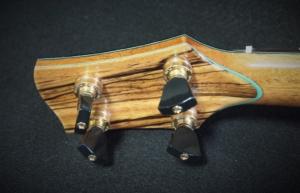 pineapple and paua tenor ukulele