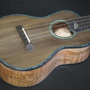killer ambrosia maple long neck concert ukulele