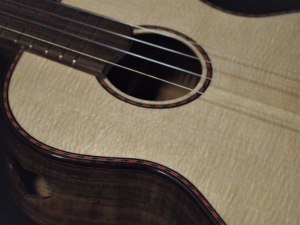 the love machine tenor ukulele