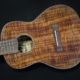 the roberta tenor ukulele custom built by kimo ukulele san diego california made from salvage koa wood from the big island of hawaii