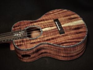 koa super tenor ukulele
