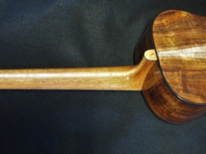 super bearclaw and koa tenor ukulele