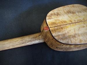 mango and pineapple tenor ukulele