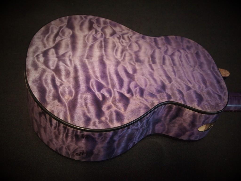 purple rain super tenor ukulele