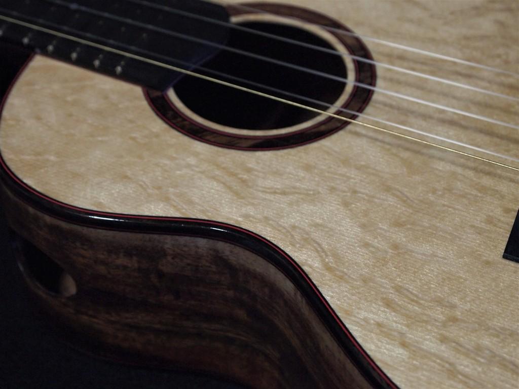 five string super tenor ukulele