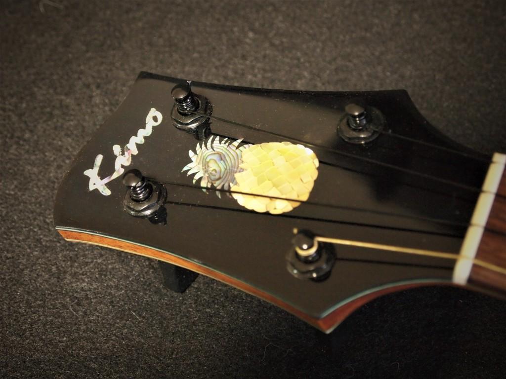 ukulele headstock inlay