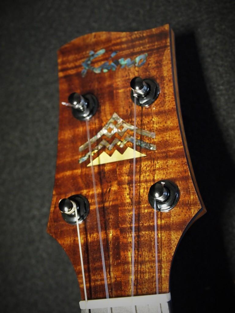 keali'i koa super tenor ukulele