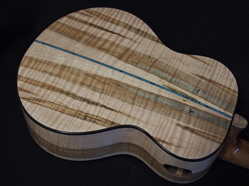 tribal turtle super tenor ukulele