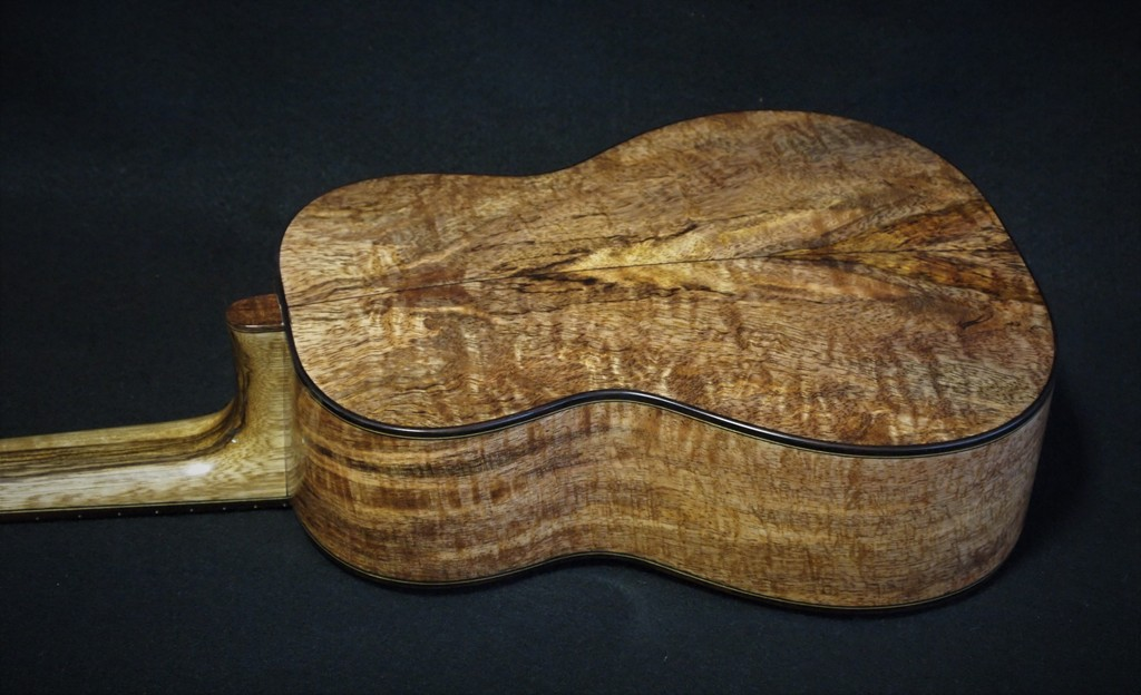 mango wood ukulele