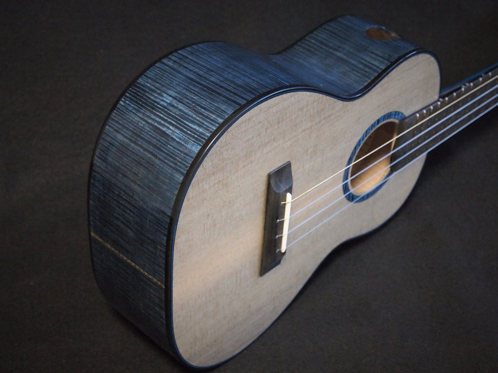 blue thing tenor ukulele