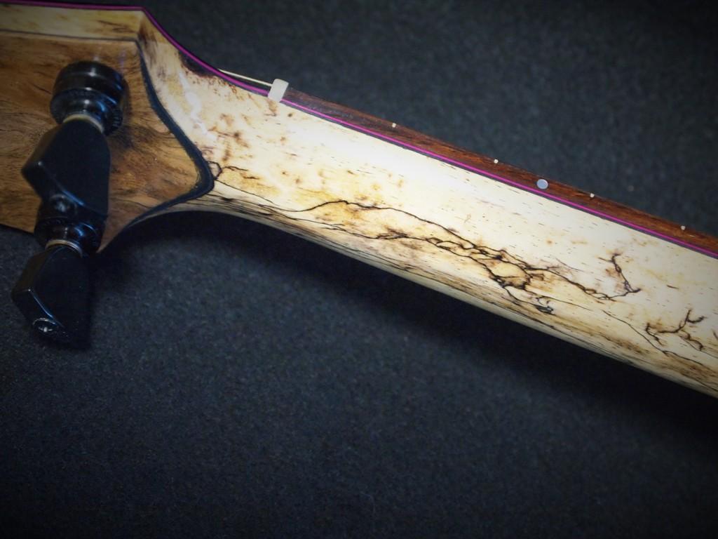 geck tamarind wood super tenor ukulele