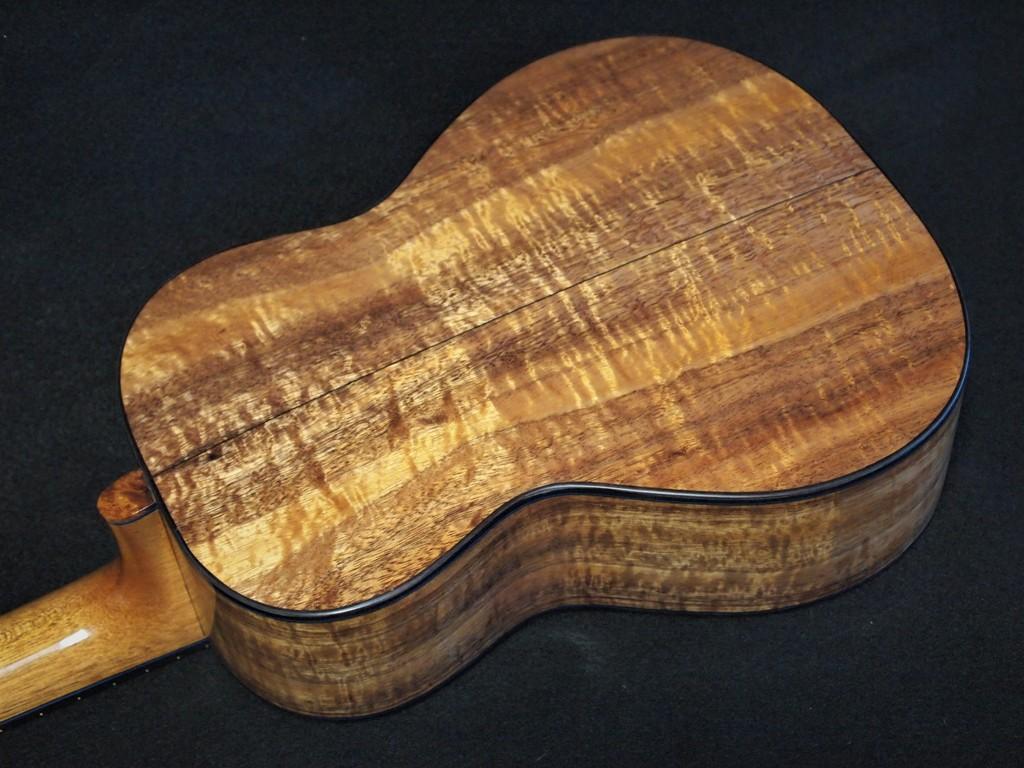 paua moon koa tenor ukulele