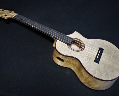 oregon myrtle tenor ukulele