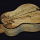 spalted tamarind and fir tenor ukulele
