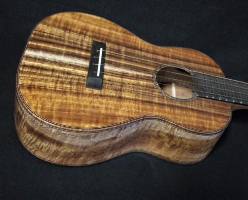 koa mix tenor ukulele
