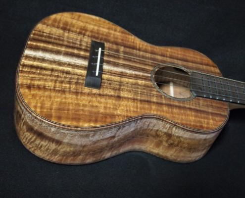 koa mix tenor ukulele