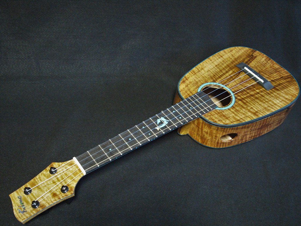 mango makau pineapple ukulele