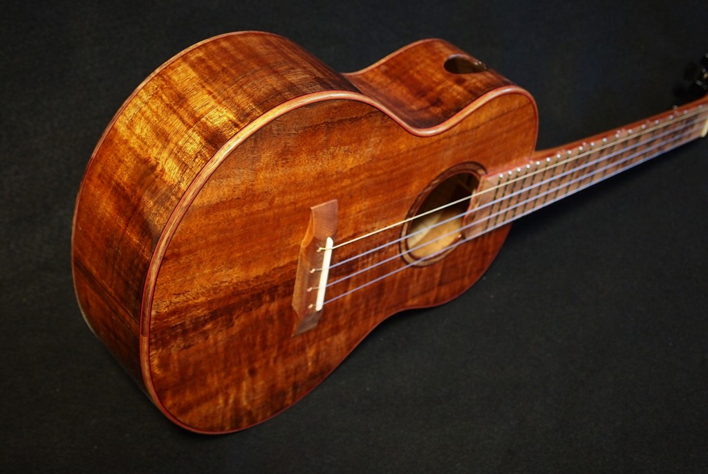 more koa and more ukulele